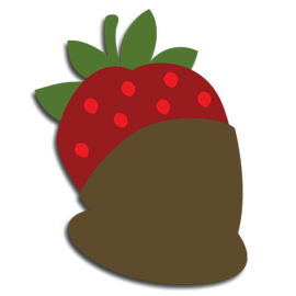 chocolate-covered-strawberry-svg