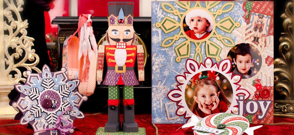 Clara's Christmas Eve SVG Kit - Updated 10/28/20