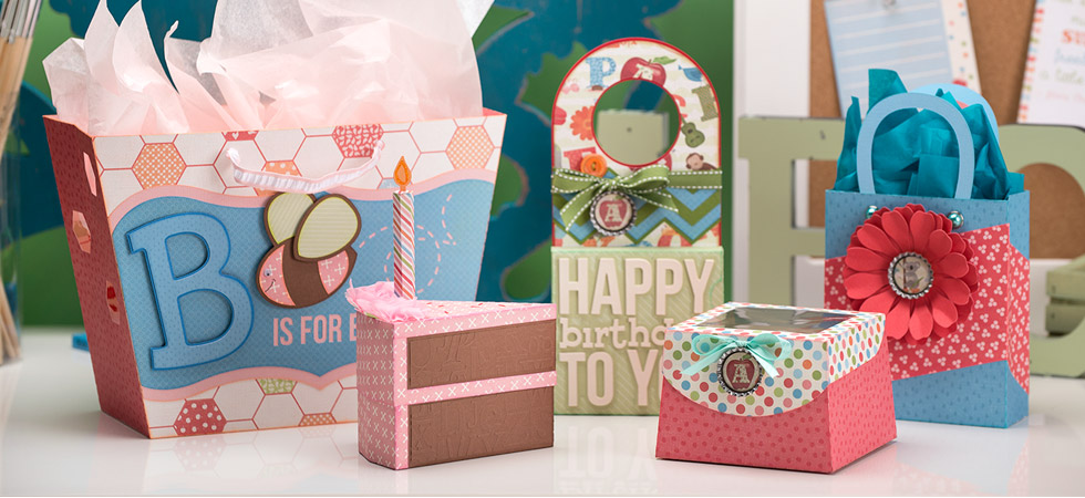 B Is For Birthday SVG Kit