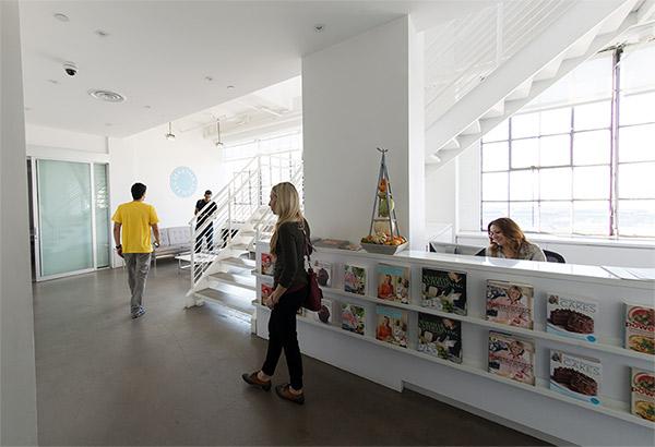 We Visited Martha Stewart Living Omnimedia in NYC!