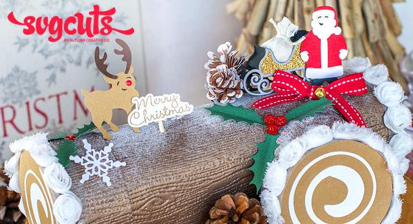 christmas-3d-yule-log-svg-hero