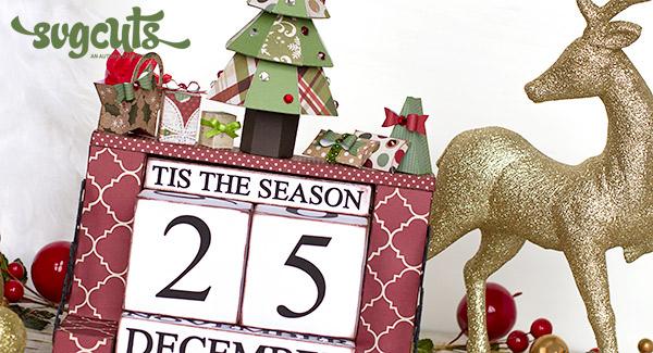 Christmas-Cube-Calender-countdown-paper-craft-svg-hero