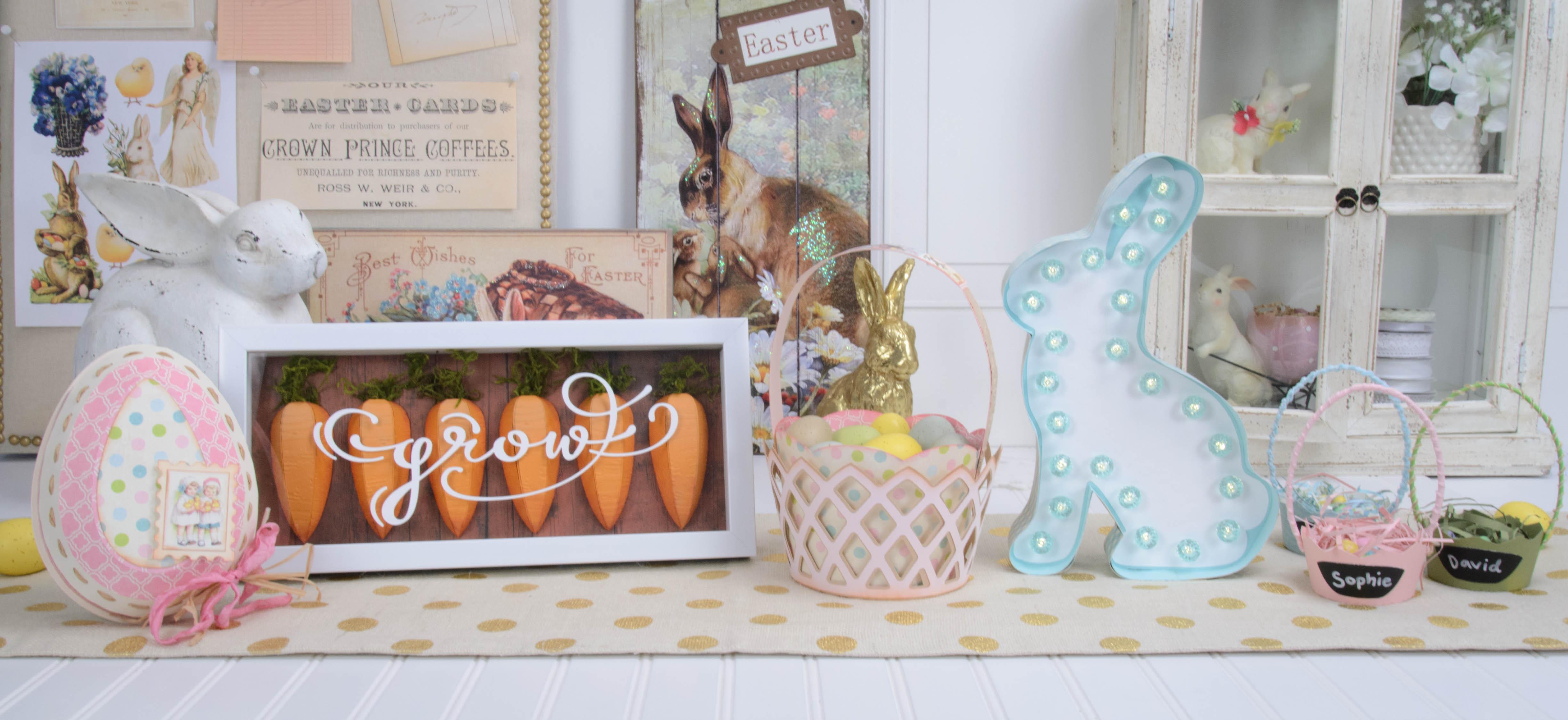 Happy Easter SVG Kit