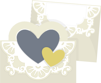 Free SVG File – 06.03.16 – Vintage Heart Card