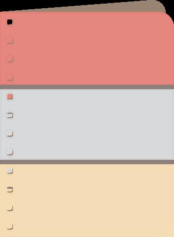 Free SVG File – 08.09.16 – Spiral Notebook Card