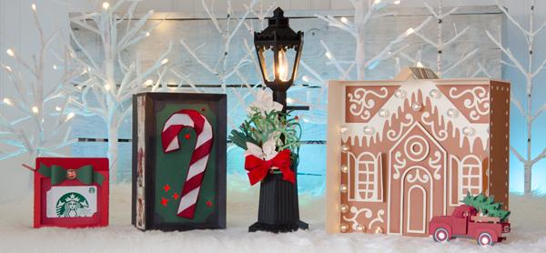 Christmas Eve SVG Kit