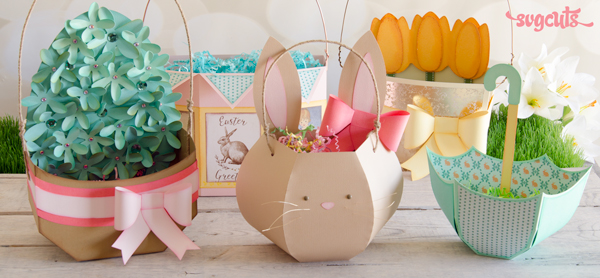 Bunny Trail Bags SVG Kit