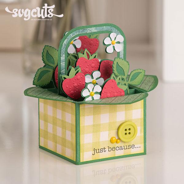 Strawberry-Box-Card-SVGCuts