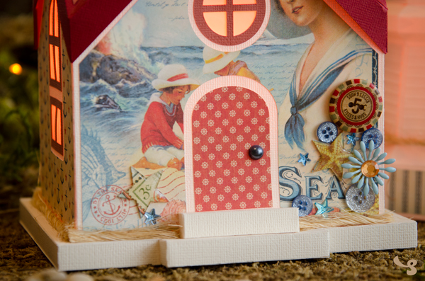 DIY Paper Lighthouse