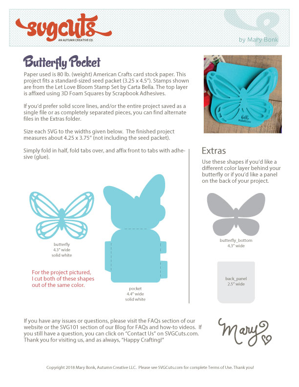 Butterfly-Pocket-Menu