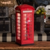 British Red Telephone Box from the Travel the World SVG Kit