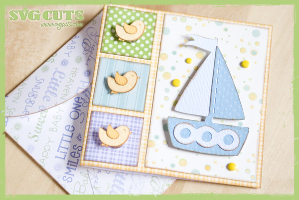 Marys corner baby ryans birthday card and gift tag svgcuts ryanbday03 bookmarktalkfo Image collections