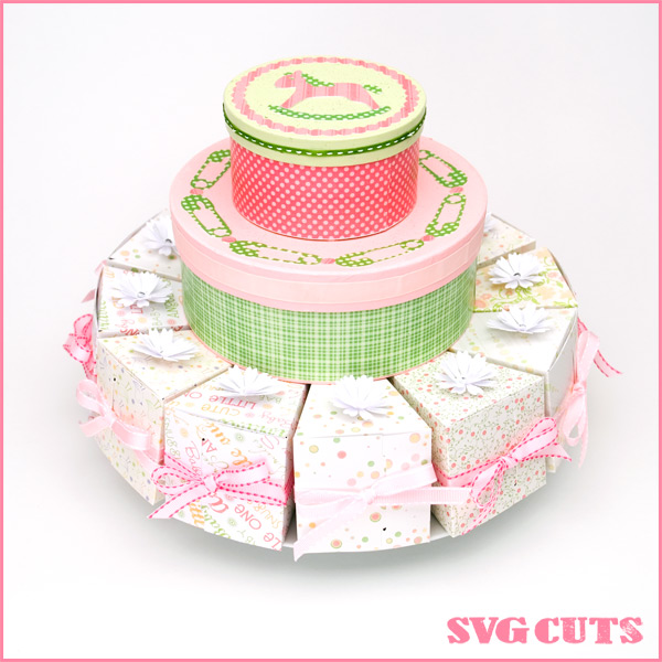 mary s corner baby shower favor cake and bags blog