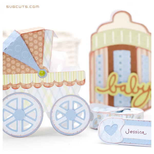 bundle of joy svg kit