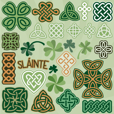 CELTIC KNOT KNITTING PATTERNS | FREE PATTERNS
