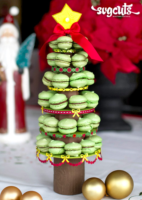Christmas Tree Of Treats By Ilda Dias Svgcuts Com Blog