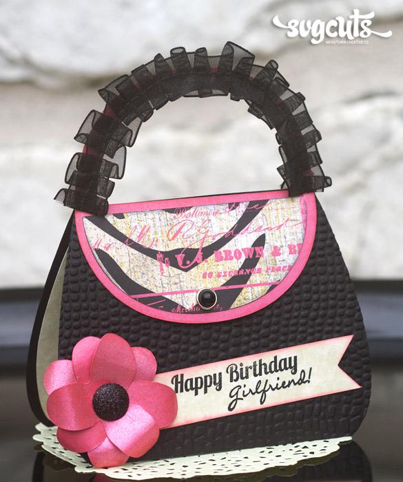 Happy Birthday Girlfriend Gift Set By Corri Garza