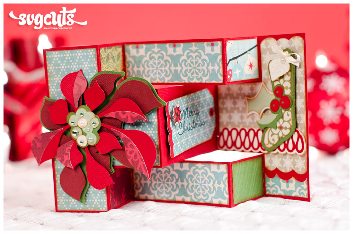 merry and bright svg kit