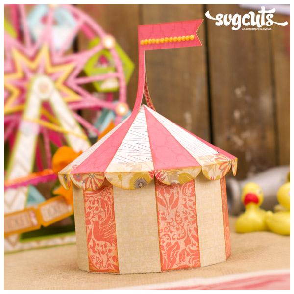 Astounding Summer Street Carnival Svg Kit Svgcuts Com Blog Personalised Birthday Cards Xaembasilily Jamesorg