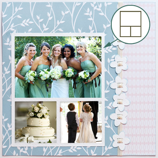 Sure Cuts A Lot 2 Wedding Layout See how we 39ve used it on this wedding page