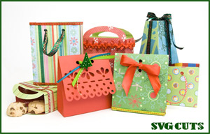 Betty's Bags and Boxes II SVG Collection