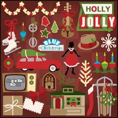 Rockin Around the Christmas Tree SVG Collection