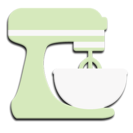Kitchen Mixer SVG File