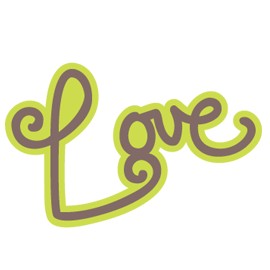 love-caption-svg