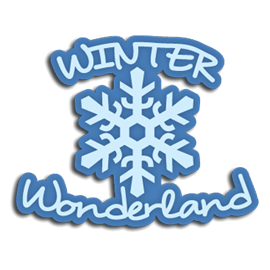 Winter Wonderland Caption