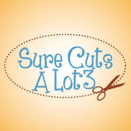 Sure Cuts A Lot 3 (Digital Download and CD Version) is available at our craft store Pumpkin Cart Crafts.com! With your purchase, you'll receive a $10.00 gift card to SVGCuts.com and phone support in case you have problems with your software installation!