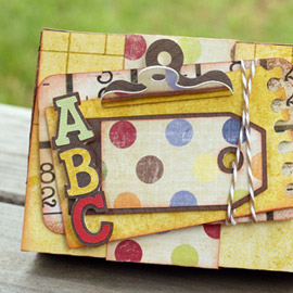 Back To School Matchboxes by Amy McCabe