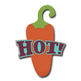 Free SVG File – Sure Cuts A Lot – 08.29.11 – Hot Pepper