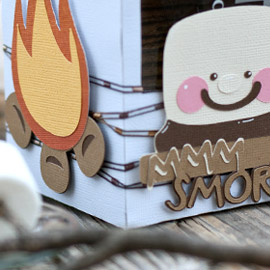 S'mores Gift Package by Kristin Courtney