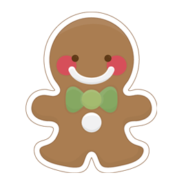 gingerbread-man-icon