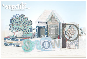 Winter's Chill SVG Kit
