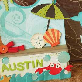 Just Beachy Door Hangers by Tamara Tripodi