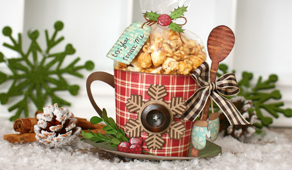 Happy Holidays Treat Mug By Tamara Tripodi   SVGCuts.com Blog