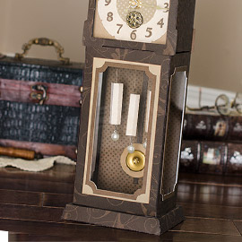 My Grandfather's Clock By Thienly Azim