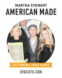 Martha Stewart - American Made 2013 - Nominee Badge