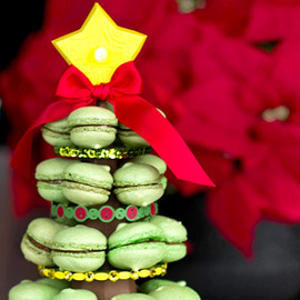 Christmas Tree of Treats by Ilda Dias