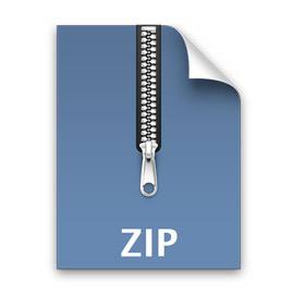 Unzipping SVGCuts Files - (Zip File, Extract File, Decompress File)