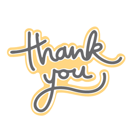 Free SVG File – 08.27.14 – Hand-Drawn Thank You Caption