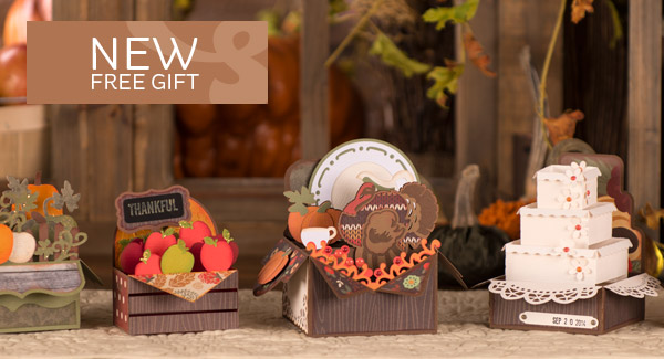 Free Gift until Sunday, September 28th 2014