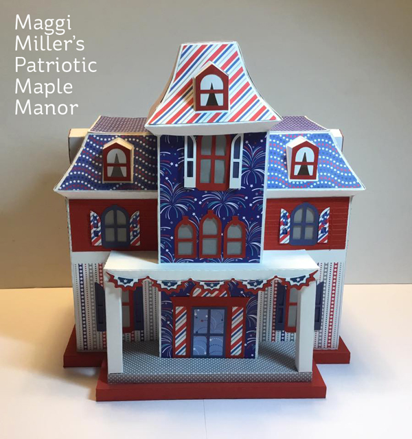 Patriotic-Maple-Manor-by-Maggi-Miller