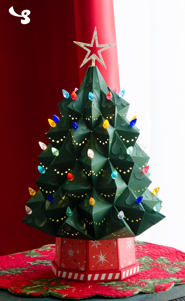 New Free Gift - Heirloom Christmas Tree - $6.99 Value