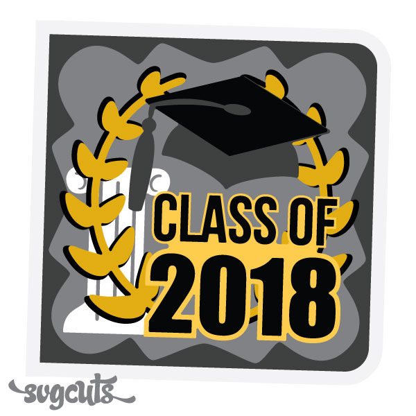 Update to Graduation Cards and Tags SVG Kit