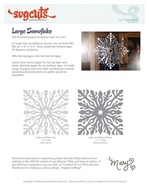 Large-Snowflake-Menu